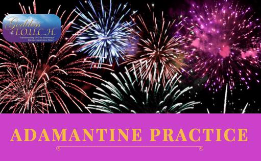 """Adamantine Practice with Carole Ramsay GoddessTouch.net"""