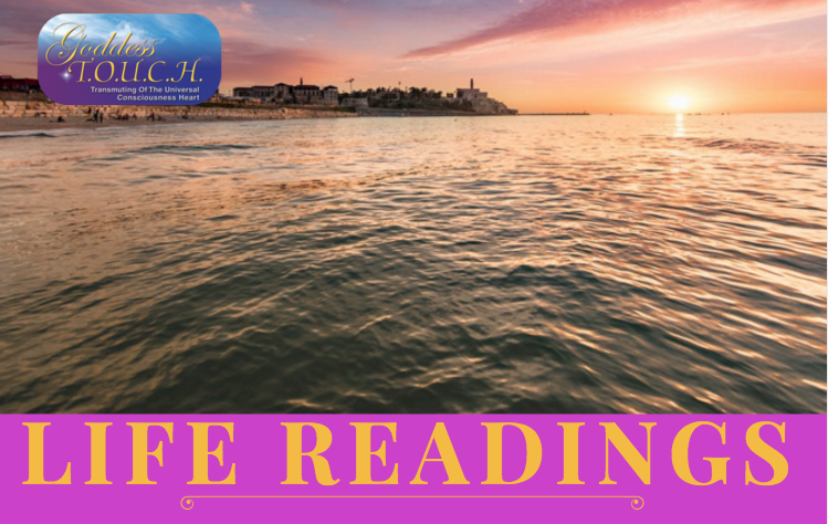 """Life Readings by Carole Ramsay Goddess Touch"""