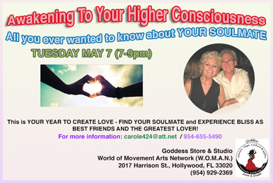 """Awakening to your Higher Consciousness"""