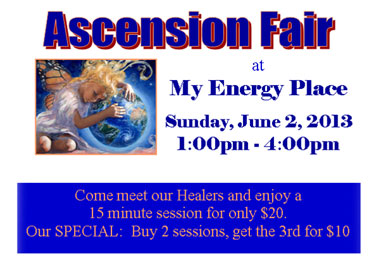 """ascension fair"""