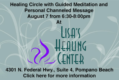 """Healing Circle Guided Meditation Carole Ramsay, Psychic Medium, Healer - GoddessTouch.net"""