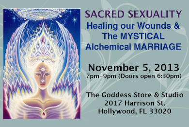 """""""Sacred Sexuality - Mystical Alchemical Marriage"""""""