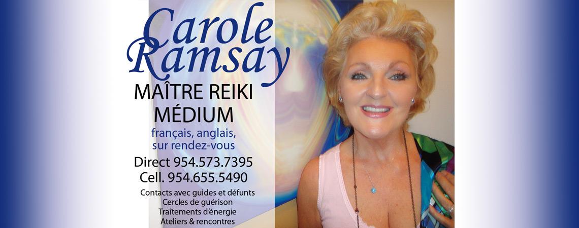 """""""Carole Ramsay, Psychic Medium, Healer - GoddessTouch.net"""""""
