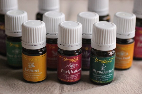 """Young Living Oils - Raindrop aromatherapy Technique"""