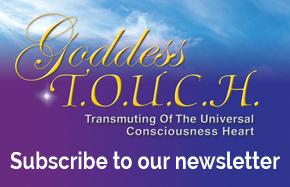 """""""Newsletter GoddessTouch.net"""""""