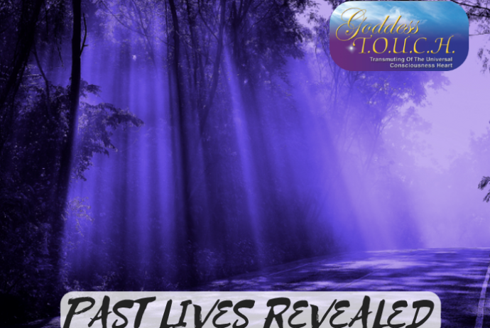 """PAST LIVES REVEALED Carole Ramsay, Psychic Healer Medium GoddessTouch.net"""